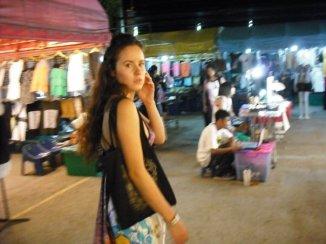 kanchanaburi night market