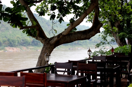 lunch on the mekong
